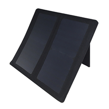 Waterproof environmental power rechargeable energy system mobile solar charger