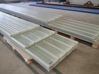 Advanced American Continuous Production Line Made Fiberglass Translucent Roofing Sheet