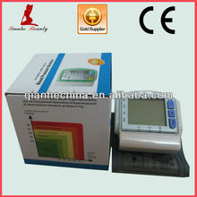digital monitor for wrist watch blood pressure