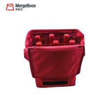 Canton fair durable ice beer 6 bottle wine cooler bags