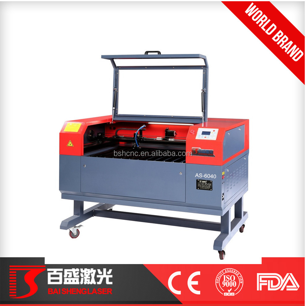 Trade assurance supplier cheap wood laser cutting machine for mdf cutting