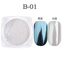 Mirror Powder Shell powder pigments mirror effect for nail