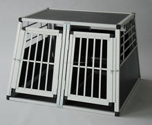 large aluminum folding pet cage China supplier