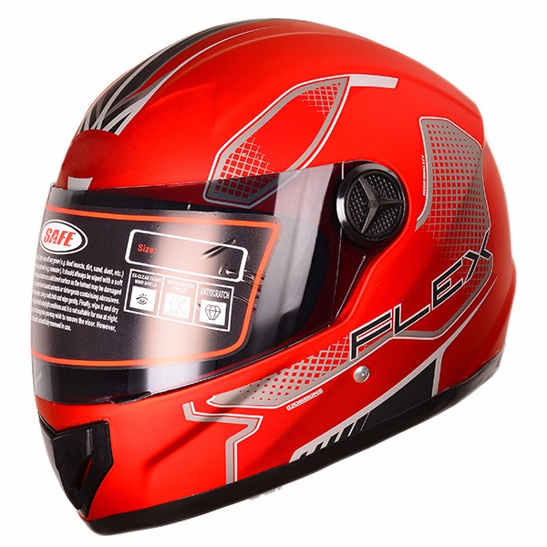 Cheap motorcycle full face helmet with sun visor