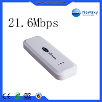 21.6Mbps 3G Unlock Wireless Dongle 3g router with sim card slot