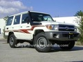 Toyota Land Cruiser HZJ 76 4.2 LT Diesel Manual - MPID1439