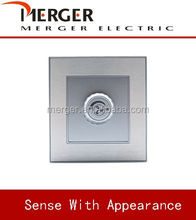 S1 Stainless steel led light dimmer switch 500W 1000W