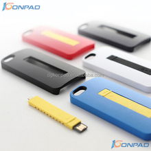 2 in 1 design USB cable phone case for iphone