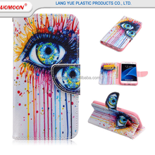 Mobile phone accessory, DIY cartoon custom leather case for iphone 5, for iphone 5s