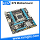 2016 NEWLY lga2011 Sokcet CPU 1600/1333/1066MHz DDR3 dual core X79 Server motherboard