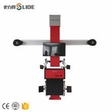 SLD-76 CE Proved 3D alignment machine automotive equipment wheel aligner 3d car wheel alignment