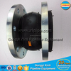 SS 316 Single Flanged Flexible Rubber Coupling Pipe Fittings