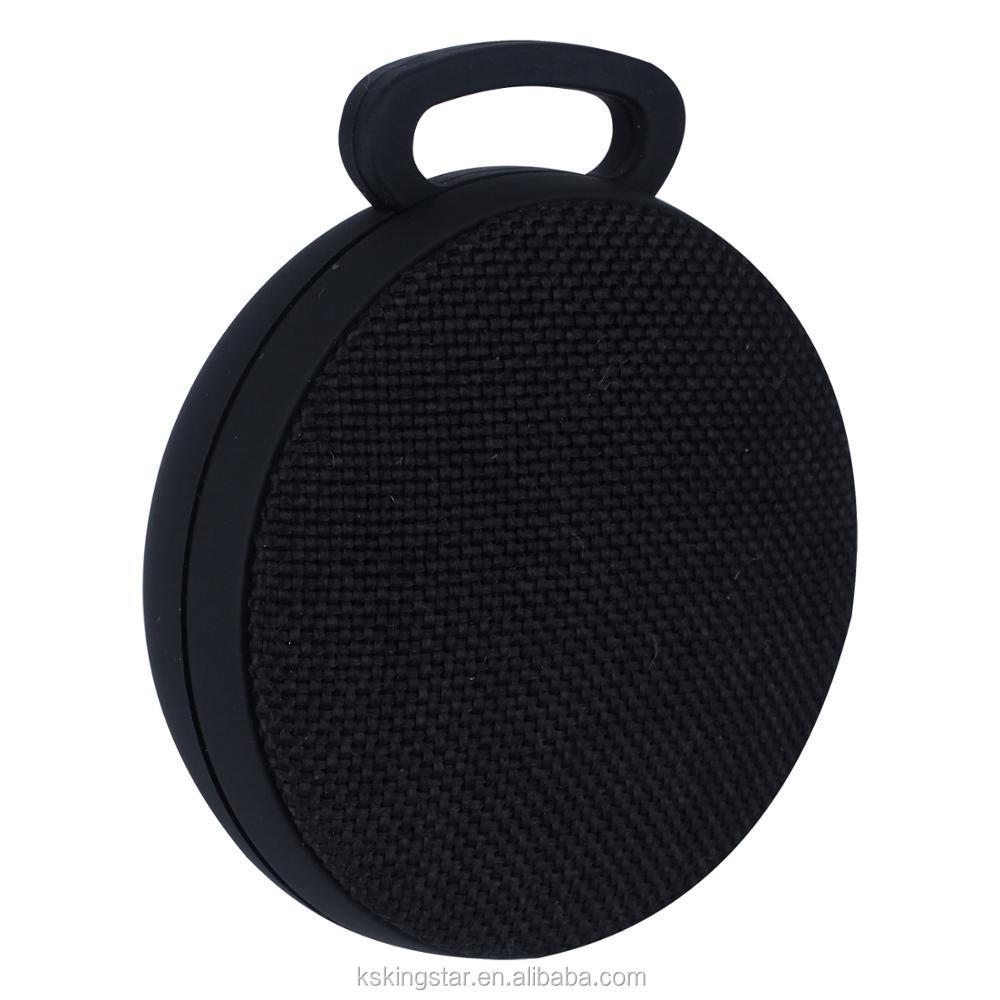 cloth covering portable cheap wireless mini Fabric speaker