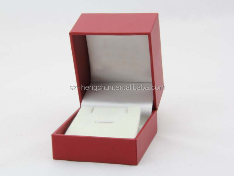 wholesale red jewelery hand chain box packaging