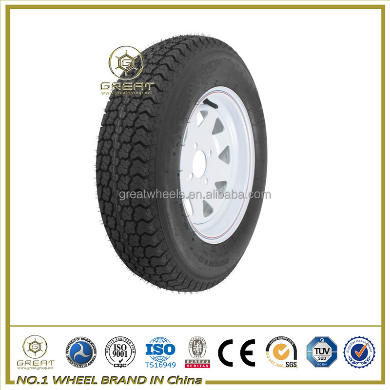 L/C at sight payment tralier wheel rim