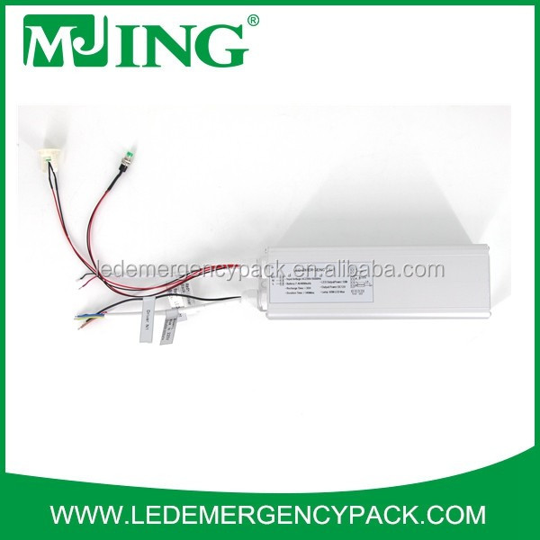 DC12V Constant voltage battery emergency power/constant power led emergency drivers