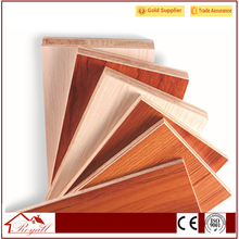 3mm-25mm CARB Standard Malaysia Imported <strong>Wood</strong> Different Color Melamine Plywood