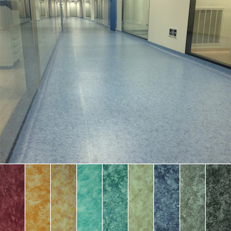 New Design Top Quality Anti-slippery Pvc Rolls For Floor