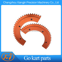 China OEM CNC kart axle sprocket 219 with great price