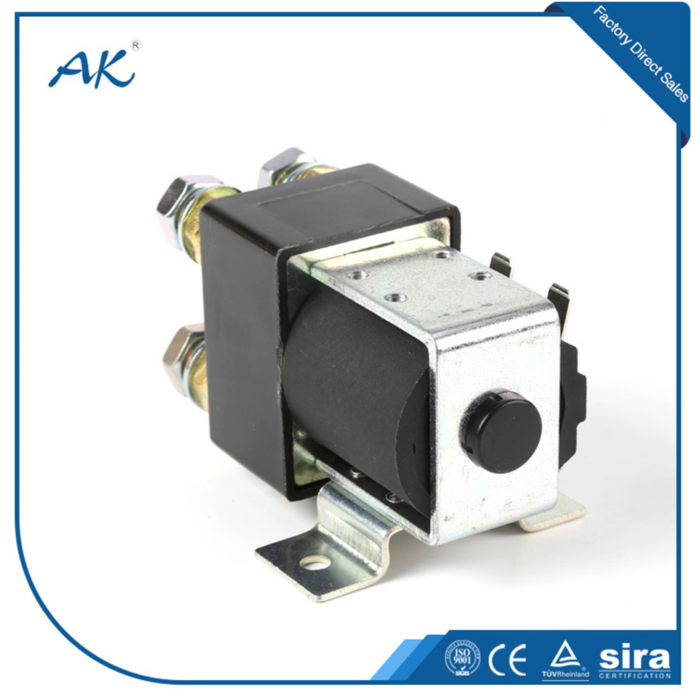 ASW100-2H 12v DC Contactor Electric Ac Contactor