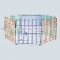 Metal rabbit enclosure/ dog enclosure/ pet enclosure