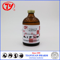 Nutritional product veterinary Iron Dextran 10% Injection for piglet and calf