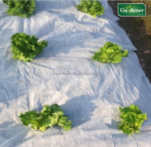 non woven fabric in roll for weed control, 100% PP nonwoven weed mat, spun bond non-woven garden landscape fabric 1*10m