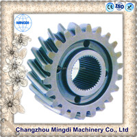 reverse motorcycle engine Used Differential metal gears small Spur gear Parts