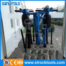 Manufacturer directly supply hydraulic rock drilling machine with low price
