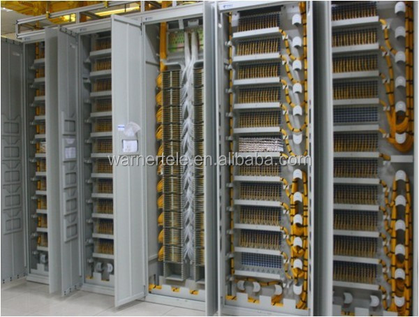 W-TEL fiber optic fiber distribution frame (ODF) cabinet