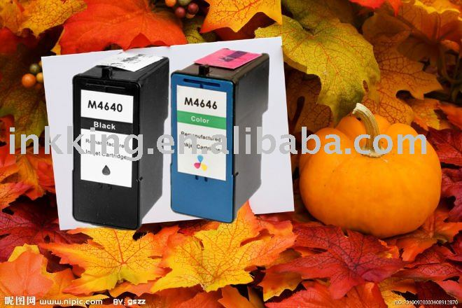 Remanufactured for Dell M4640 M4646 ink cartridge
