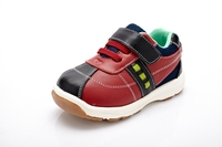 Y-8516BR leather toddler shoes boys wholesale children shoes