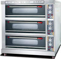 Bakery Machine Commercial 3 Decks 9