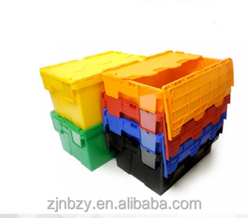 2017 plastic folding storage bin