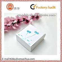 2015 customized Hand painted paper box