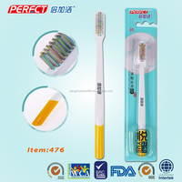 China website folding sponge toothbrush changeable head