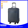 Best seller 2014 pu leather luggage ,3 pcs set high quality travel luggage bag fashion style trolley luggage for business