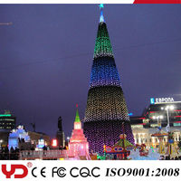Christmas serial light hotel led outdoor light