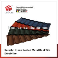 Stone Coated Roof Tile| Stone Coated Aluminum Roofing|Colorful Metal Roofing Sheet