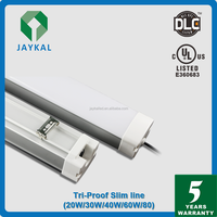 UL Led Light Fixture IP65 Rating and 60W Tri-proof Light