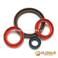 high abrasion resistance front axle rubber wares oil seals