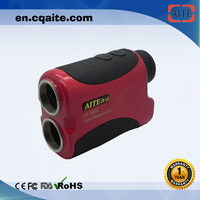 6*24 600m laser measuring device with range finder &speed finder
