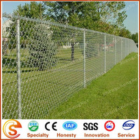 Woven wire mesh outdoor decorative dog mesh fencing