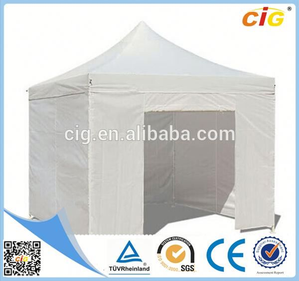 Passed SGS Leisure Design pvc pipe gazebo