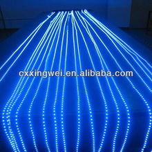 Auditorium walkway lighting 3528 12v led light strip