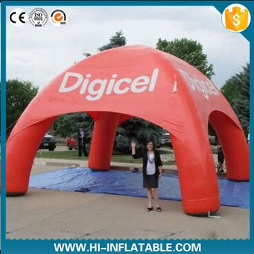 Giant inflatable swimming pool tent/CE certificate cheap inflatable tent for swimming pool