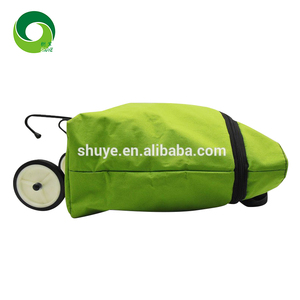 Folding vegetable shopping luggage trolley bags