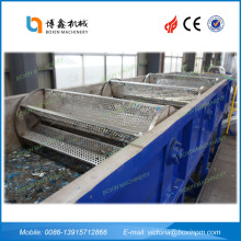 Plastic plastic films wash and recycle system for wholesales