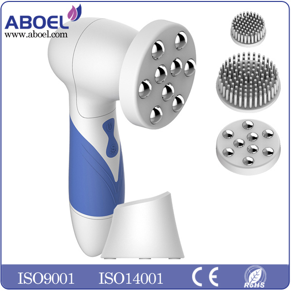 Newest Coming Beauty Patented Facial Cleansing Brush Face Clean Care Sonic Skin Care System