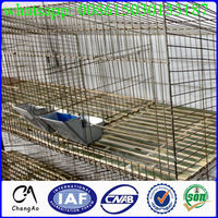high qualty poultry cage system wire rabbit cages sale /rabbit cage